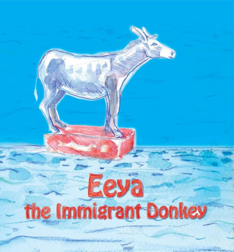 Eeya the immigrant donkey